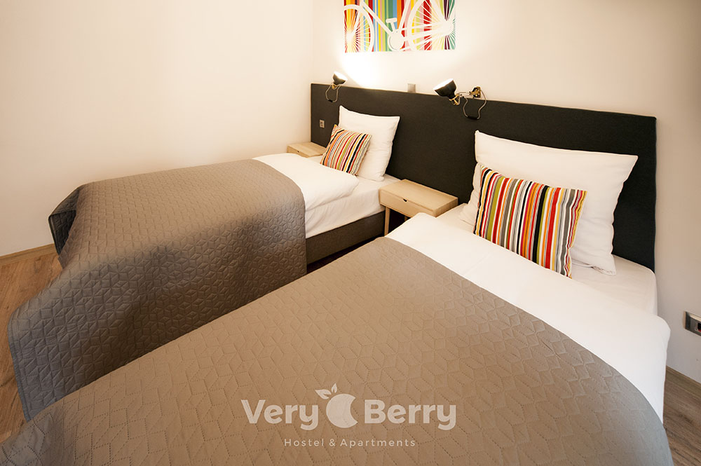 Apartament Stare Miasto - Rybaki 13 Poznan - Very Berry Apartments(10)