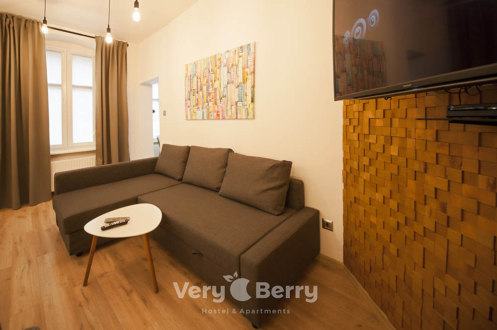 Apartament Stare Miasto - Rybaki 13 Poznan - Very Berry Apartments(28)