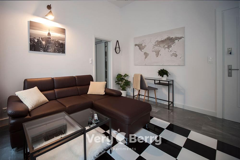 Apartamenty Chełmońskiego 20 - Very Berry Apartaments - Rezerwuj Bezpośrednio (5)