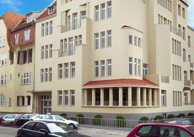 Apartamenty Targowe Chełmonskiego 20 Poznan - Very Berry Apartments (4)