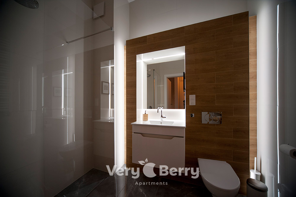 Apartamenty Targowe Chełmonskiego 20 Poznan - blisko Areny - Very Berry Apartments (13)