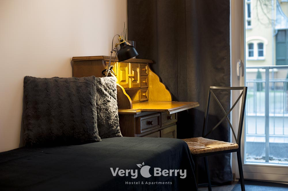 Very Berry Apartamenty targowe poznań Orzeszkowej 10 - Rezerwuj Bezpośrednio (18)