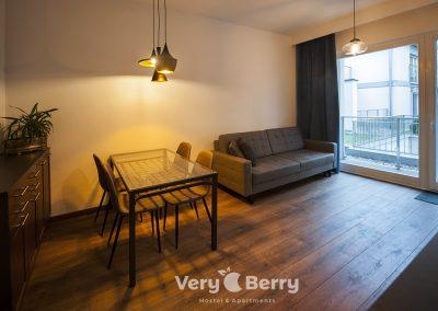 Apartamenty Poznań blisko targów ul. Orzeszkowej 10 - Very Berry Apartaments