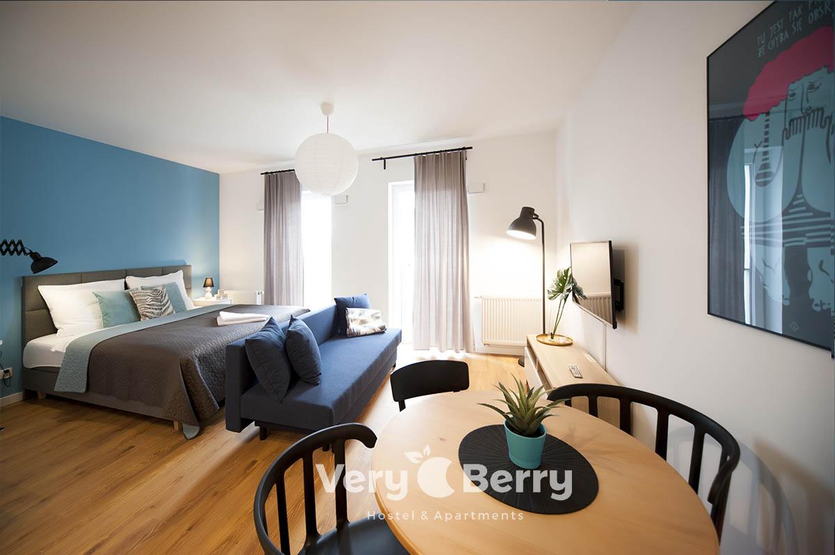 Apartamenty Zwierzyniecka 30 - Apartamenty Poznan Jeżyce - Very Berry