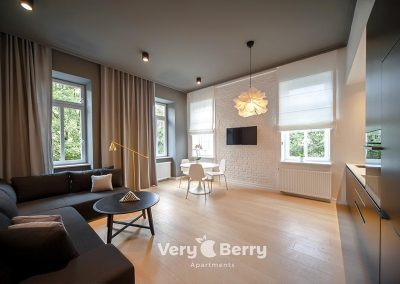 Apartamenty Poznań - Very Berry - blisko Targów (4)