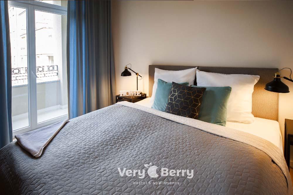 Apartamenty Poznań - Very Berry - blisko Targów (5)