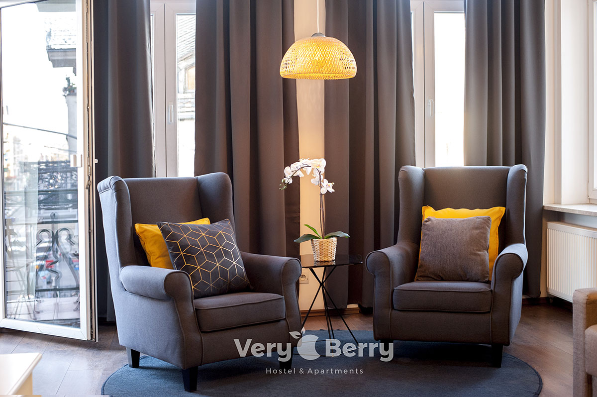 Apartament Garbary 27 Poznan - Very Berry Apartments (1)