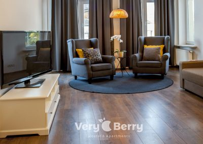 Apartament Garbary 27 Poznan - Very Berry Apartments (3)