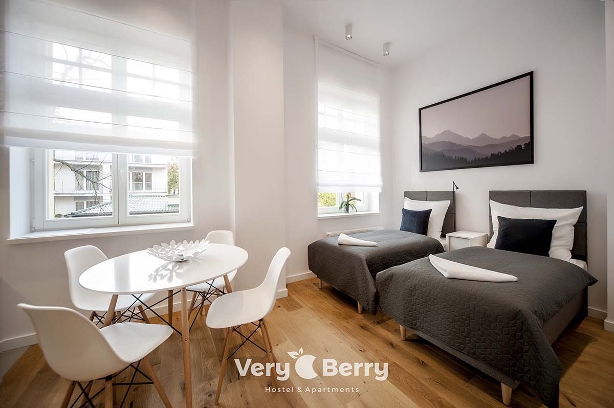 Apartament Poznan Orzeszkowej 14 - Very Berry Apartments (1)