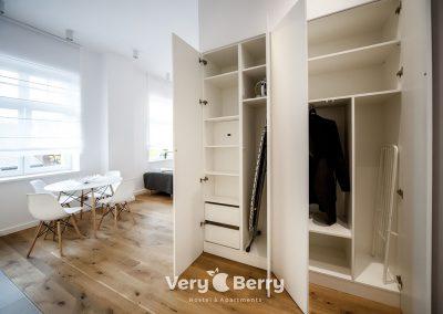 Apartament Poznan Orzeszkowej 14 - Very Berry Apartments (13)