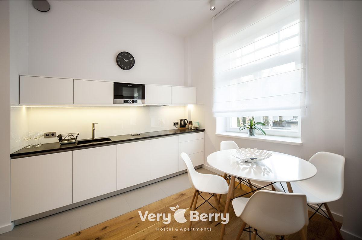 Apartament Poznan Orzeszkowej 14 - Very Berry Apartments (3)