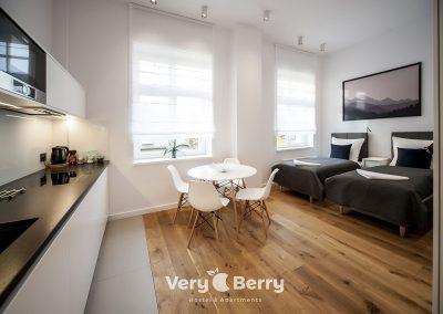 Apartament Poznan Orzeszkowej 14 - Very Berry Apartments (4)