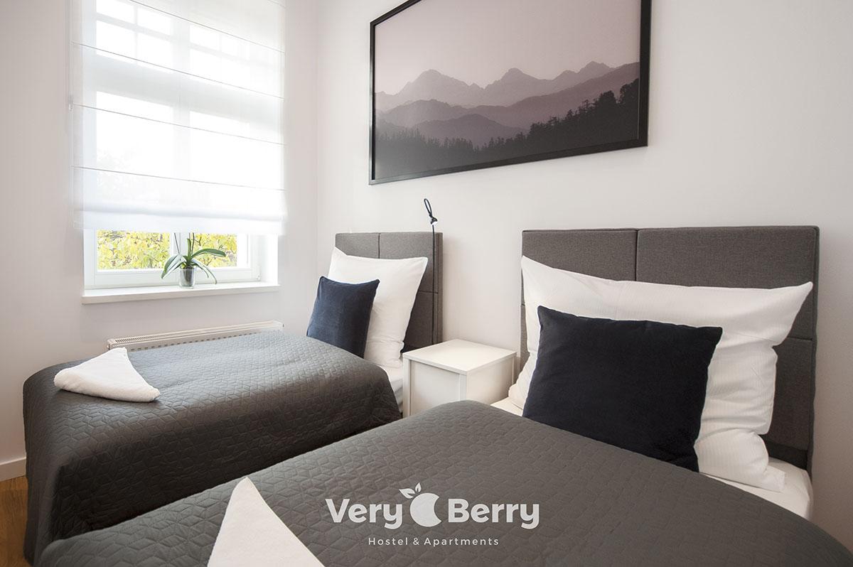 Apartament Poznan Orzeszkowej 14 - Very Berry Apartments (6)