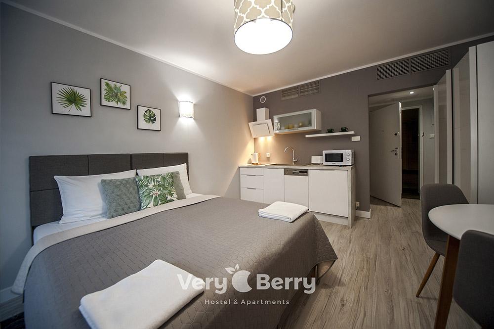 Apartamenty Poznań Centrum Zwierzyniecka 24 - Very Berry (4)