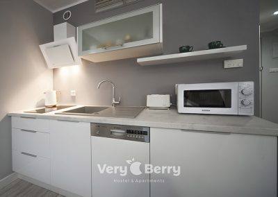 Apartamenty Poznań Centrum Zwierzyniecka 24 - Very Berry (5)