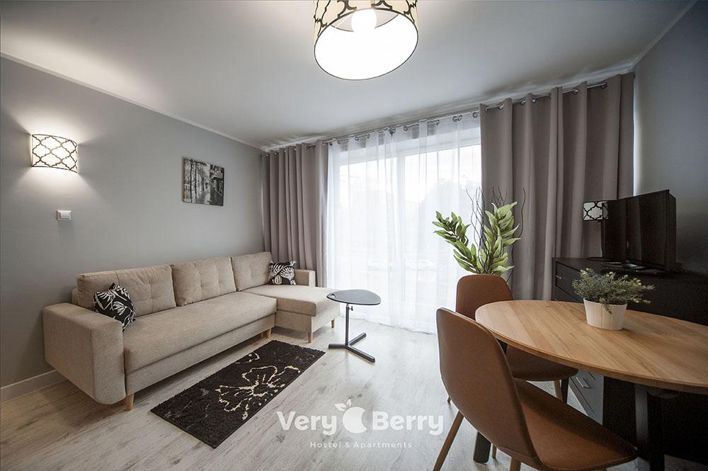 Very Berry Apartamenty Poznań centrum (2)