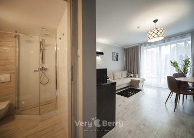 Very Berry Apartamenty Poznań centrum (3)