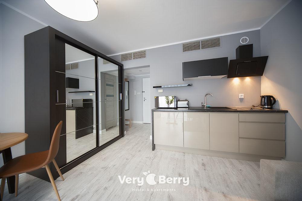 Very Berry Apartamenty Poznań centrum (5)