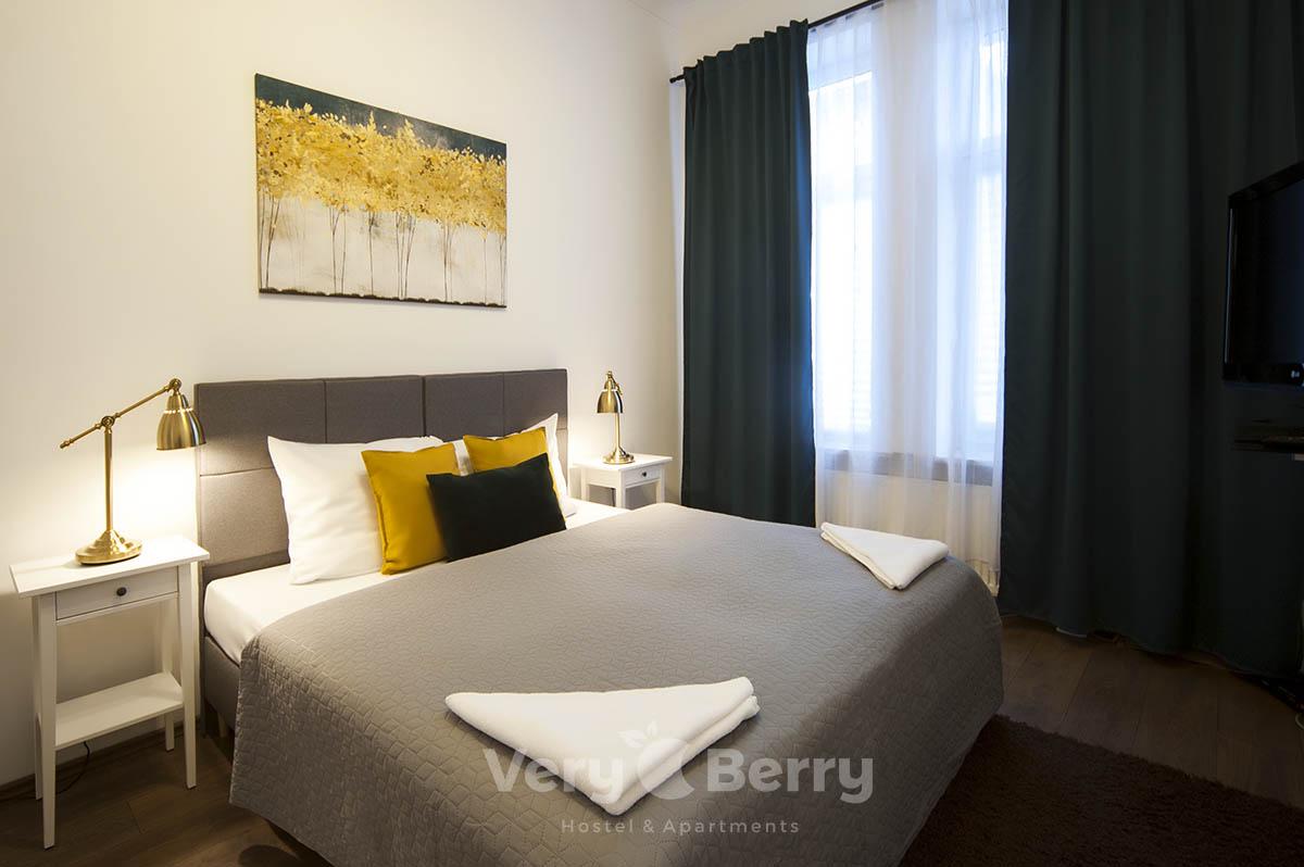 Apartament Poznań centrum blisko rynku Garbary 27 Poznan - Very Berry Apartments (12)