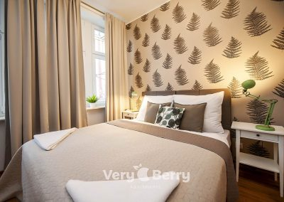 Apartament 3 - Śniadeckich 1 w Poznaniu - Very Berry Apartments (1)