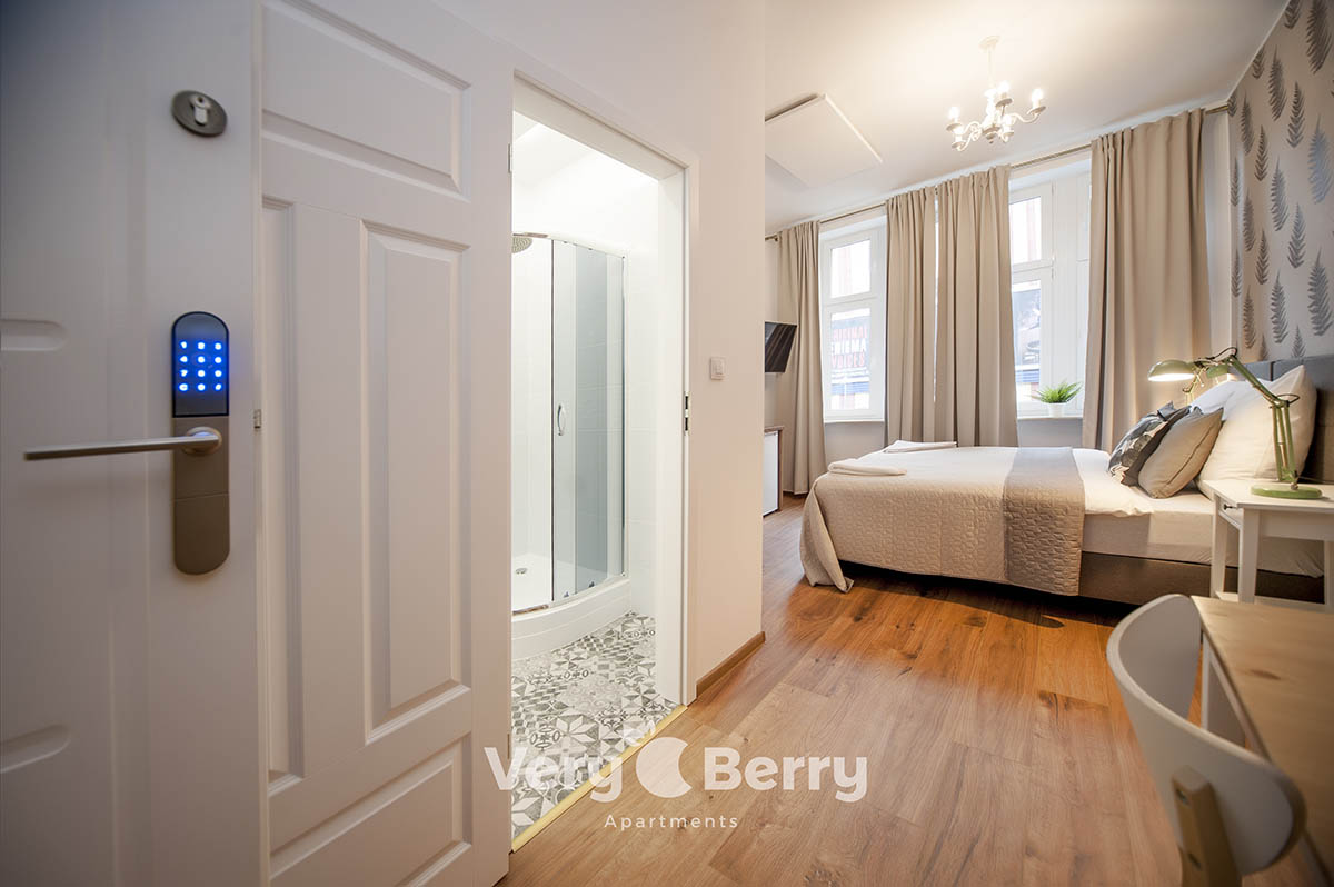 Apartament 3 - Śniadeckich 1 w Poznaniu - Very Berry Apartments (5)