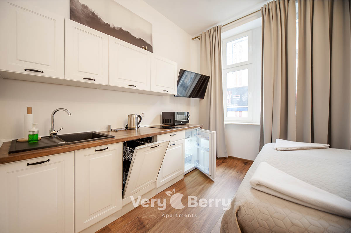Apartament 3 - Śniadeckich 1 w Poznaniu - Very Berry Apartments (6)