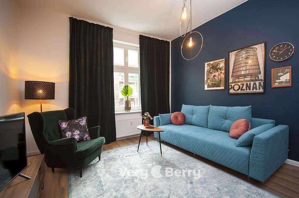 Apartament Zupanskiego 3 Poznan - Very Berry Apartments s (11)