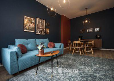 Apartament Zupanskiego 3 Poznan - Very Berry Apartments s (5)