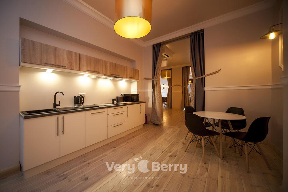 Apartament na Starym Rynku w Poznaniu - Very Berry Apartments (12)