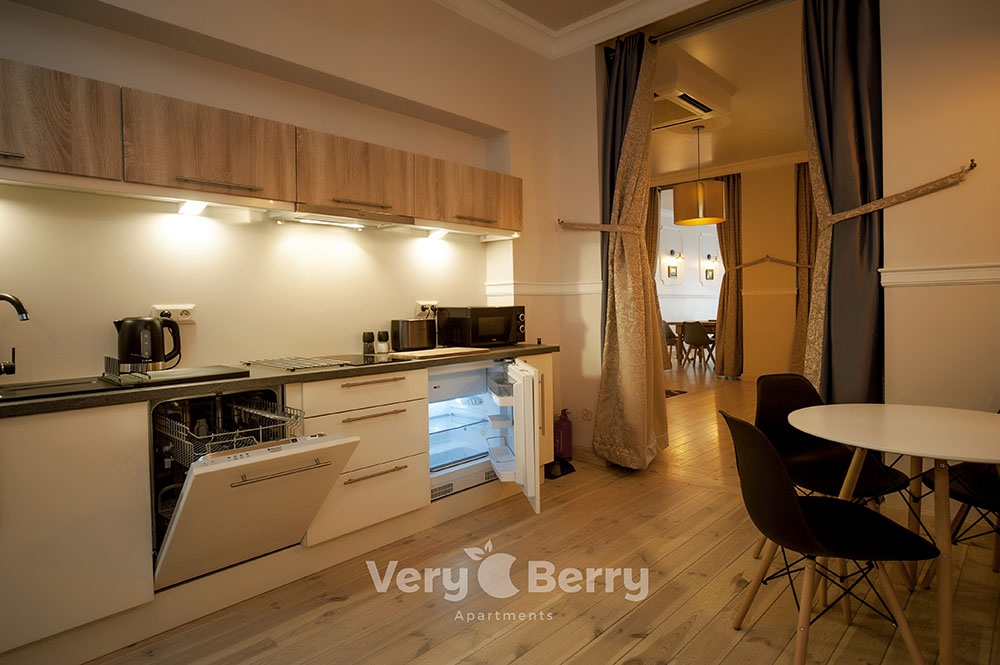 Apartament na Starym Rynku w Poznaniu - Very Berry Apartments (14)