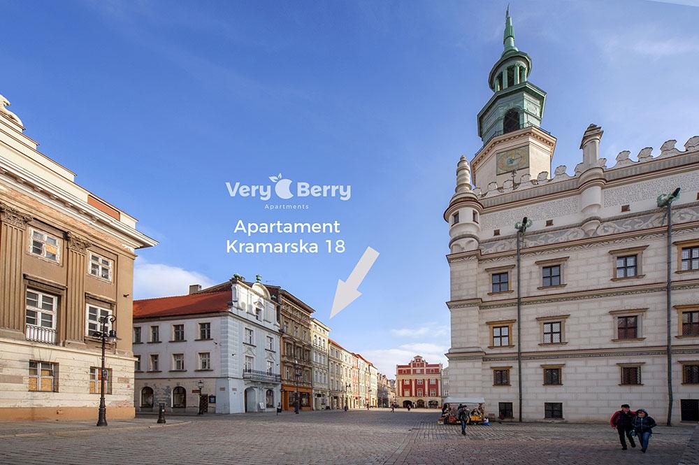 Apartament na Starym Rynku w Poznaniu - Very Berry Apartments (20)