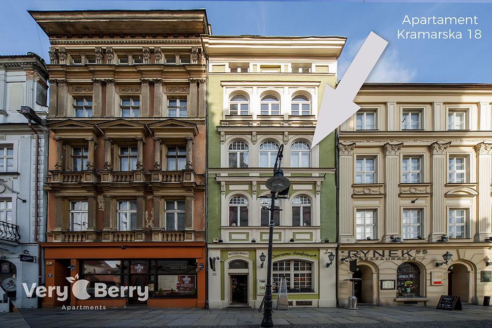 Apartament na Starym Rynku w Poznaniu - Very Berry Apartments (21)