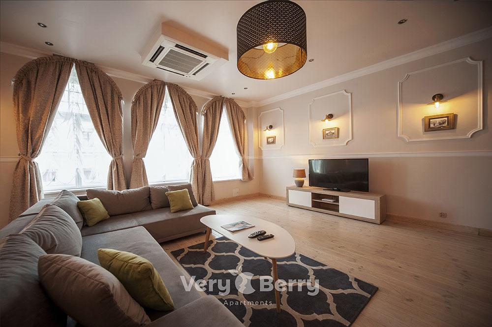 Apartament na Starym Rynku w Poznaniu - Very Berry Apartments (6)