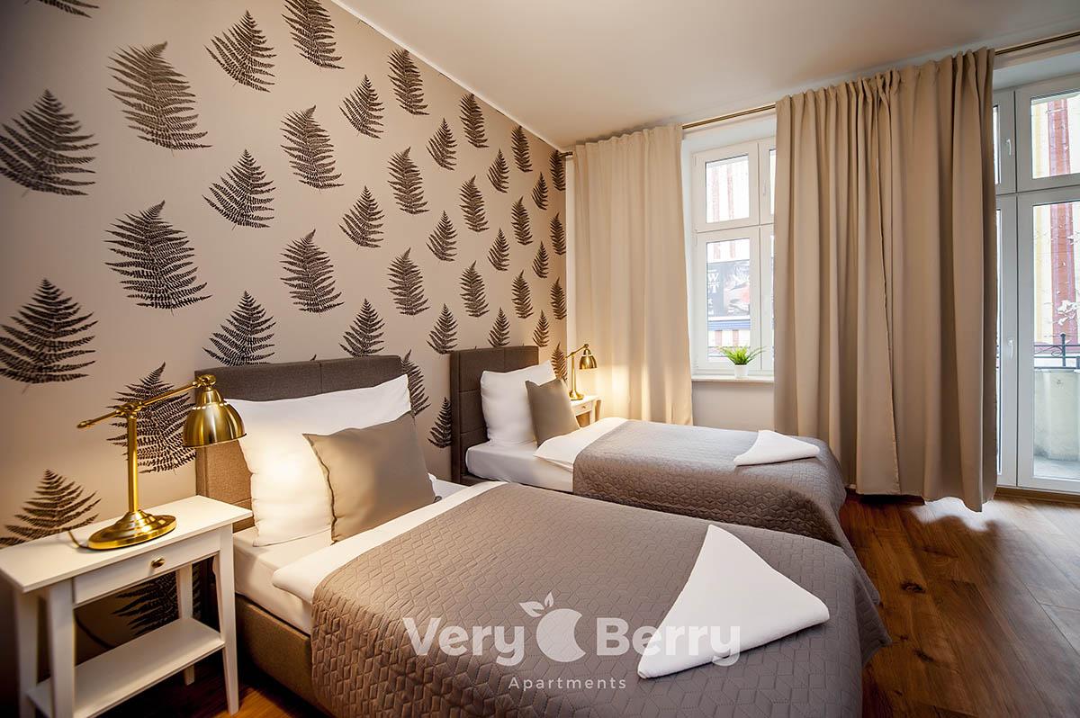 Apartamenty w centrum Poznania blisko Targów ul. Śniadeckich 1 - Very Berry Apartments (2)