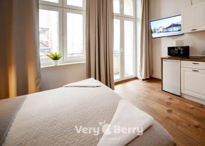 Apartamenty Śniadeckich w centrum Poznania blisko Targów ul. Śniadeckich 1 - Very Berry Apartments (7)