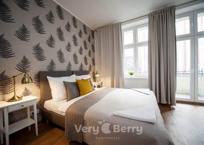 Apartamenty w centrum Poznania blisko Targów ul. Śniadeckich 1 - Very Berry Apartments (6)