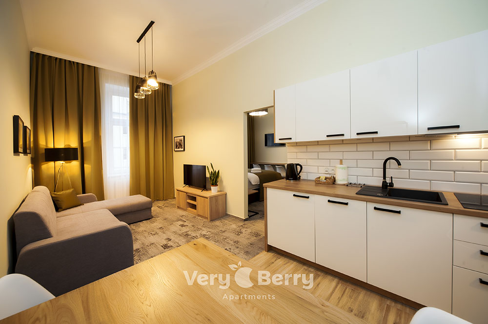 Apartament Stare Miasto poznan - Very Berry Apartments (2)