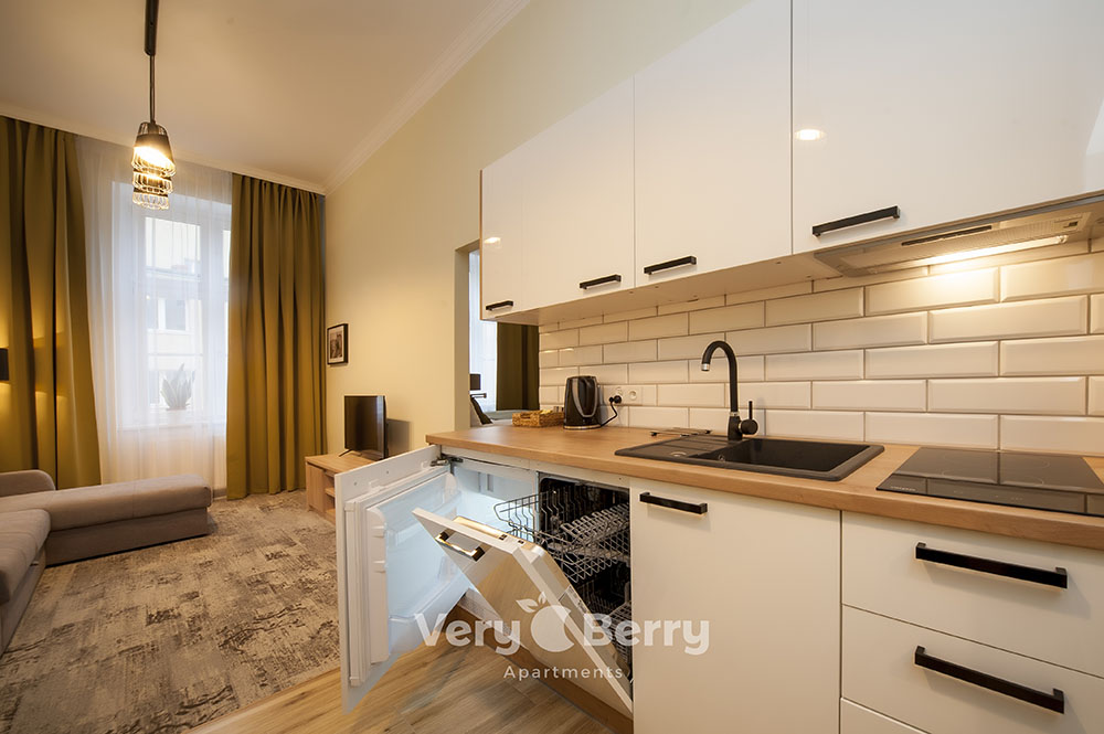 Apartament Stare Miasto poznan - Very Berry Apartments (3)