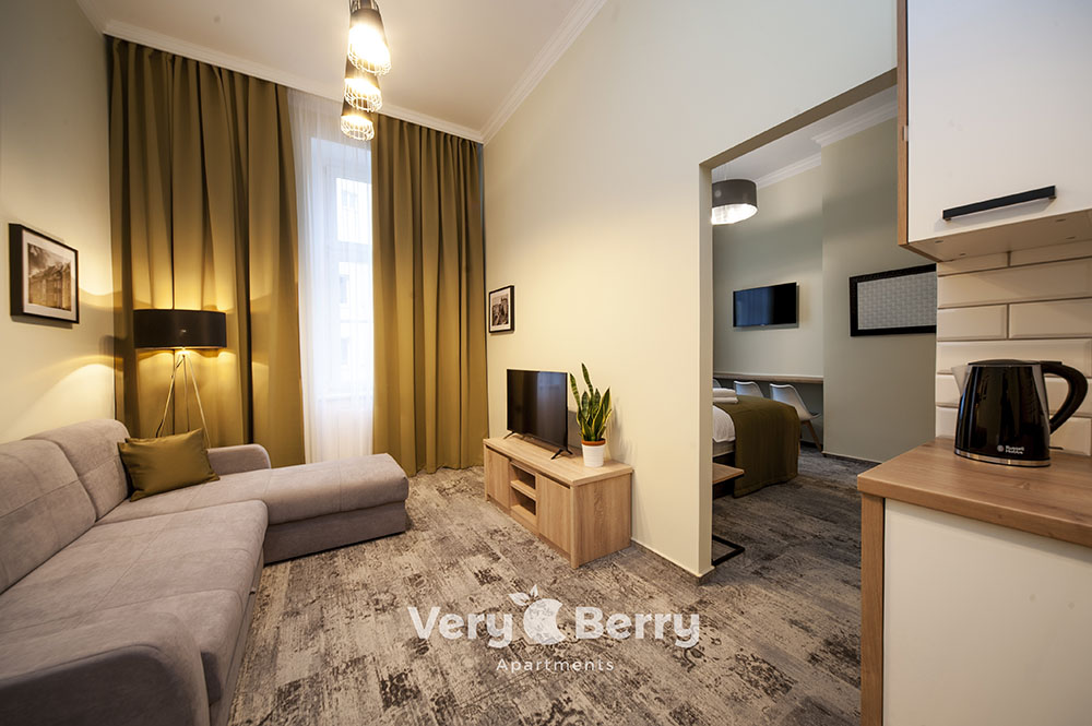 Apartament Stare Miasto poznan - Very Berry Apartments (4)