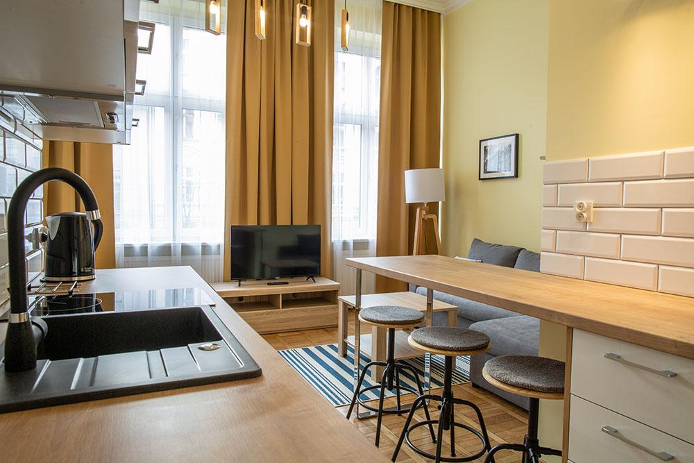 Apartamenty w Centrum Poznania Podgorna 1 (4)