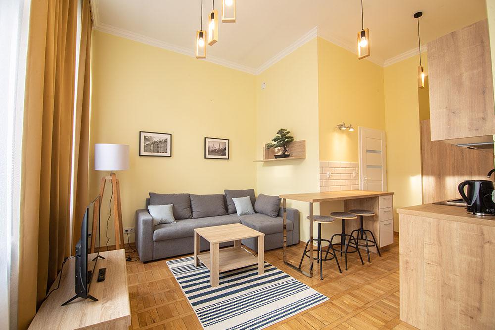 Apartamenty w Centrum Poznania Podgorna 1 (9)