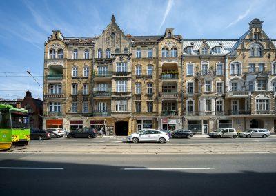 Apartamenty Poznan Glogowska blisko targow Very berry (4)