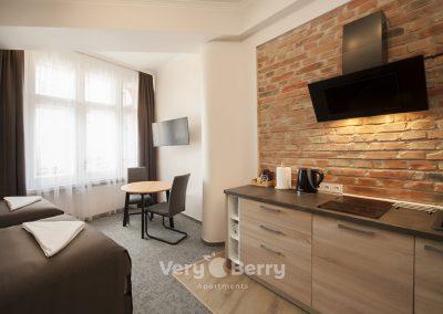 Apartamenty Targowe Glogowska 39 Poznan - Very Berry Apartments (2)