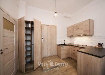 Apartamenty Targowe ul. Glogowska 39 Poznan, Very Berry Apartments (4)