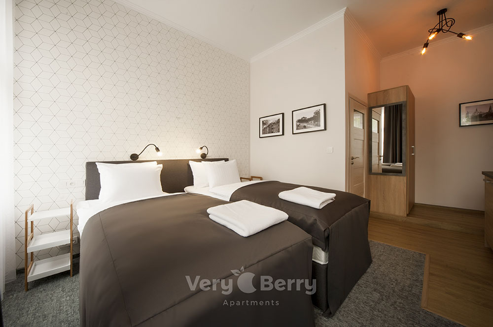 Apartamenty blisko MTP Poznan - Very berry Apartments (1)
