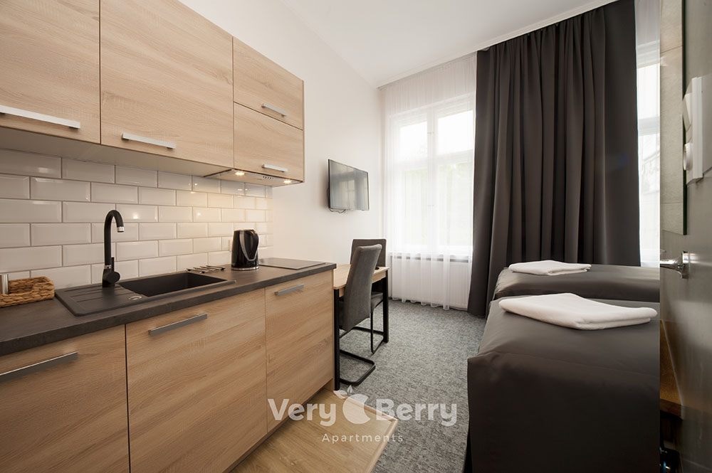 Apartamenty blisko MTP Poznan - Very berry Apartments (3)