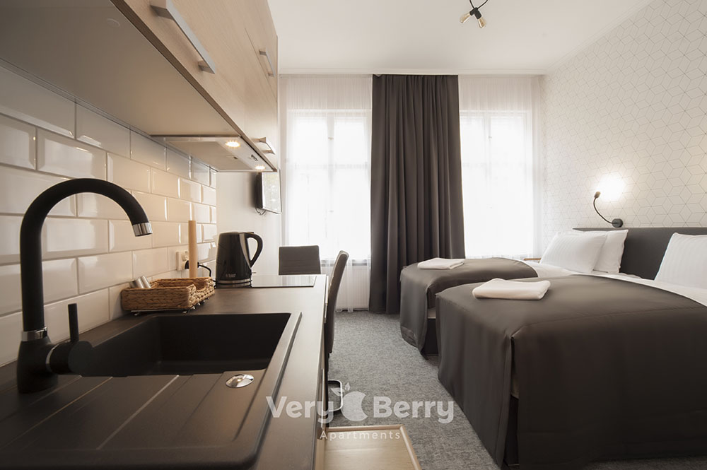 Apartamenty blisko MTP Poznan - Very berry Apartments (4)