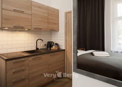 Apartamenty przy Targach w Popznaniu Glogowska 39 - Very Berry (2)