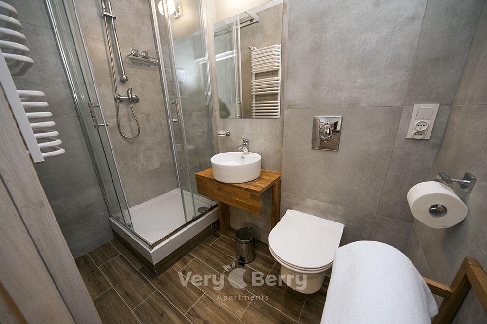 Apartamenty przy Targach w Popznaniu Glogowska 39 - Very Berry (6)
