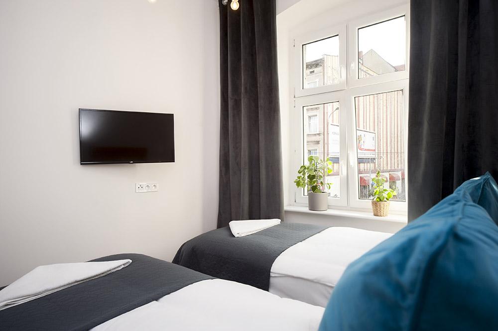 Apartamenty Głogowska 35a_3 blisko Tragów MTP i przy dworcu PKP Poznań Główny